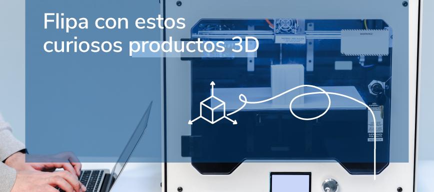 Objetos impresos en 3D