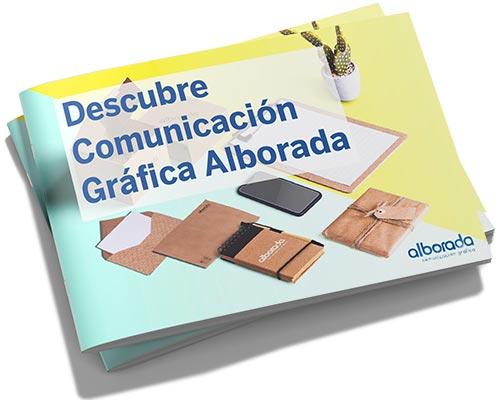 Descubre Comunicación Gráfica Alborada