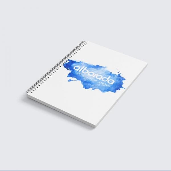 Cuadernos tamaño A5 o A4