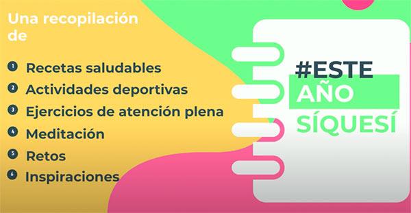 Agenda #esteañosíquesí2020