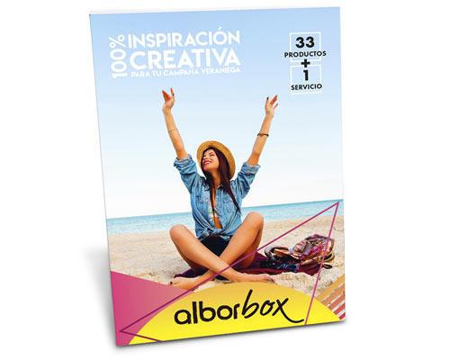 Alborbox: Inspiración 100% Creativa