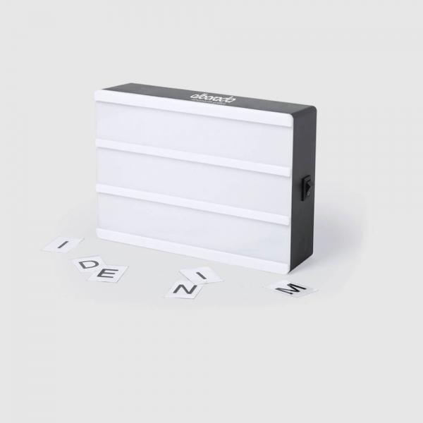 Caja de luz de Merchanding CG Alborada