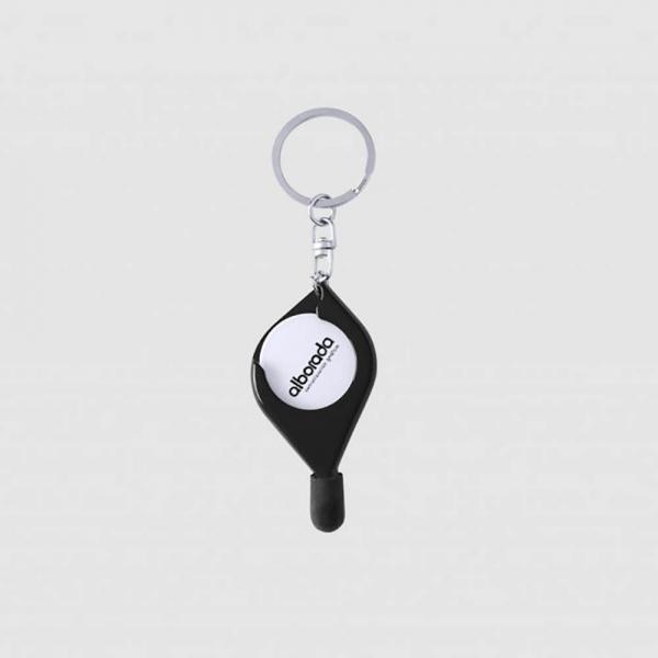 Llavero porta-moneda de Merchanding CG Alborada