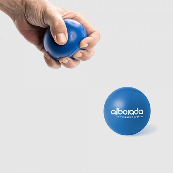 Pelota antistress de Merchanding CG Alborada