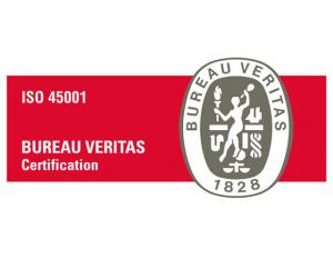 Sello de calidad ISO 45001