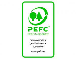 Sello de calidad PEFC