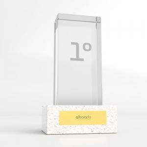 Diseño y producción de trofeos para eventos