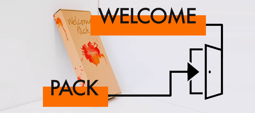 Como hacer el mejor Welcome Pack